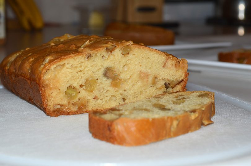 Irish Apple Soda Bread