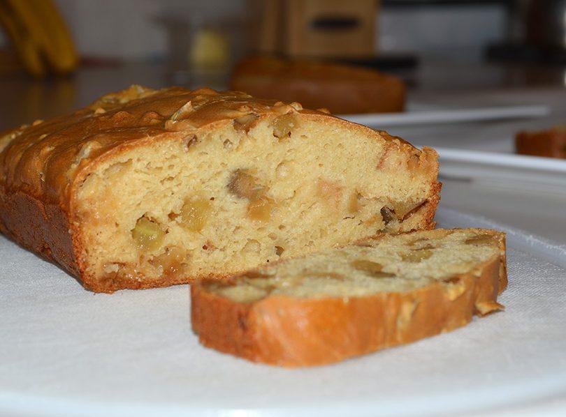 Irish Apple Soda Bread