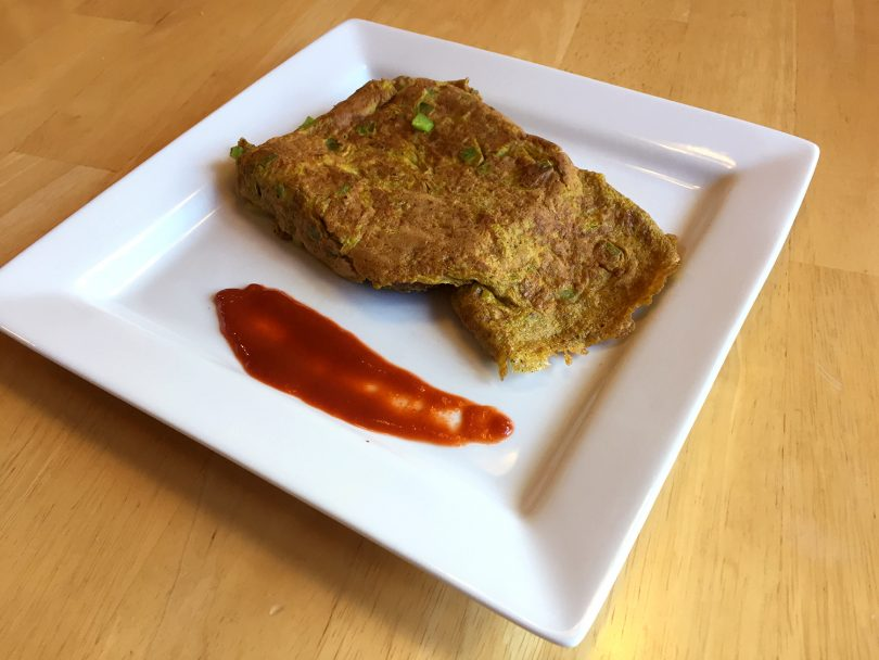 Bread Omelette – India