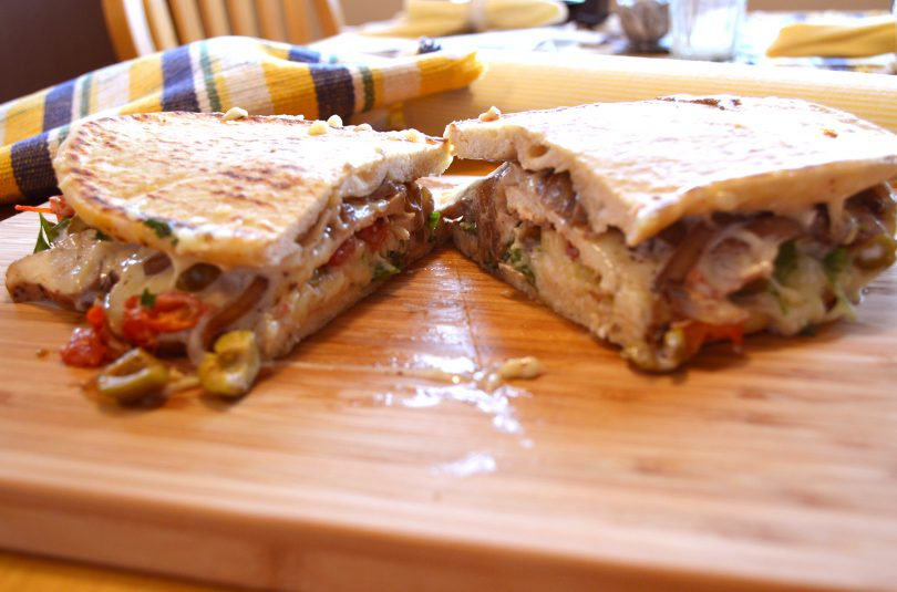 Gourmet Grilled Cheese – The Casa Blanca