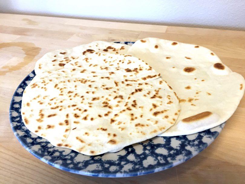 Honduran Flour Tortillas