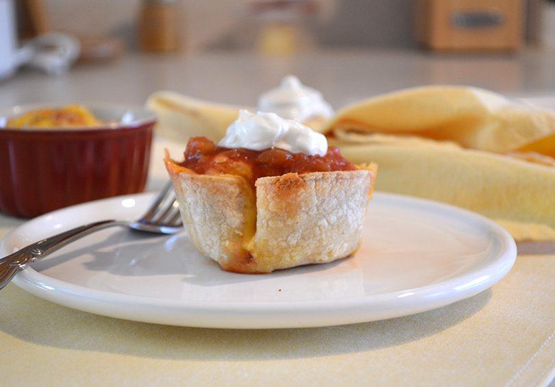Tortilla Breakfast Cup
