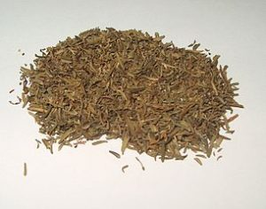 dried herb thyme